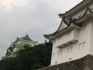 名古屋城 宵祭り