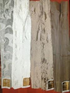 fisbaミニカーテン ニューコレクション